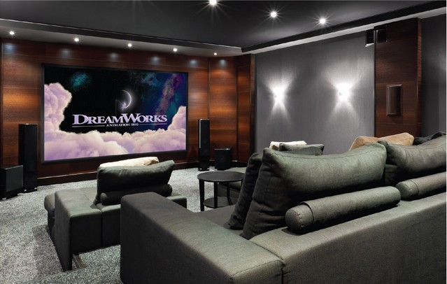 Modern Luxury: We\'ve got the tech you want - Home Theater ...