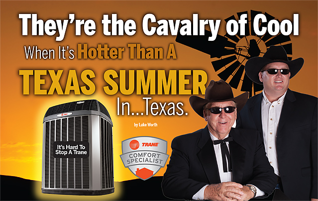 They Re The Cavalry Of Cool When It S Hotter Than A Texas