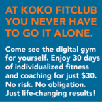 Koko Fit Club - the Future of Fitness