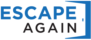 Escape Again logo