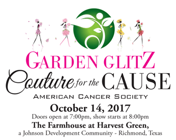 Garden Glitz: Couture for the Cause 2017