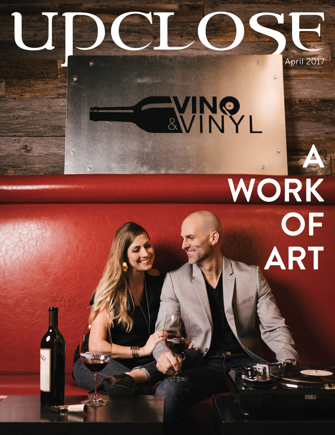 Vino and Vinyl - 17-04 - April 2017 - FP - Cover